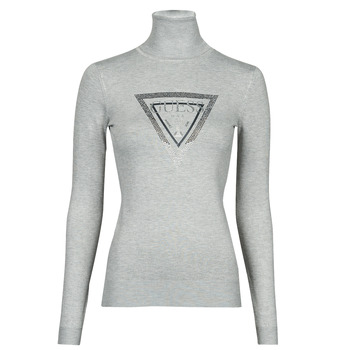 material Women jumpers Guess ADELLE TN LS SWTR Grey