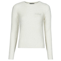 material Women jumpers Guess CANDACE RN LS SWTR White