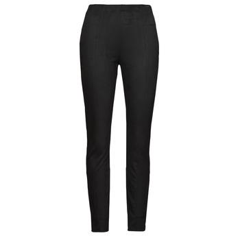 material Women leggings Guess MAYA LEGGINGS Black
