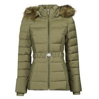 material Women Duffel coats Guess CLAUDIA DOWN JACKET Kaki