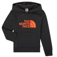 material Boy sweaters The North Face DREW PEAK HOODIE Black