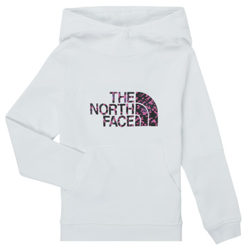 material Girl sweaters The North Face DREW PEAK HOODIE White