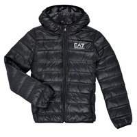 material Boy Duffel coats Emporio Armani EA7 ANISTA Black