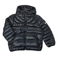 material Boy Duffel coats Emporio Armani EA7 FHALIA Black