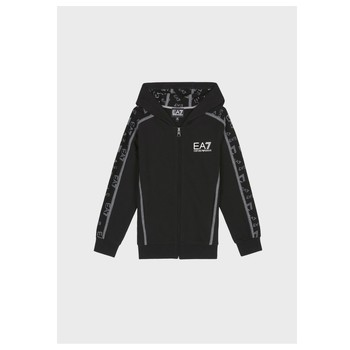 material Boy sweaters Emporio Armani EA7 MANTHA Black