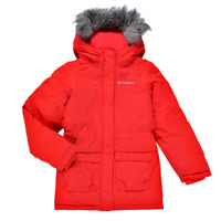 material Girl Parkas Columbia NORDIC STRIDER JACKET Red