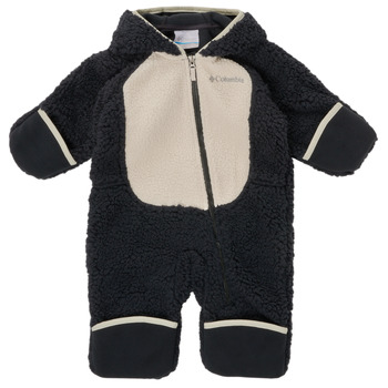 material Children Jumpsuits / Dungarees Columbia FOXY BABY Grey / White