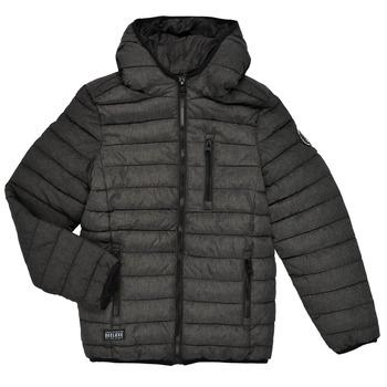 material Boy Duffel coats Deeluxe EDDY Black