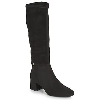 Shoes Women Boots JB Martin ANNA Black