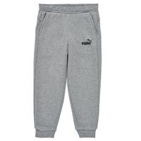 material Boy Tracksuit bottoms Puma ESSENTIAL SLIM PANT Grey