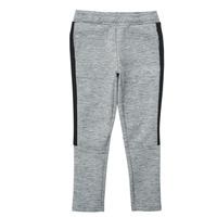 material Boy Tracksuit bottoms Puma EVOSTRIPE PANT Grey