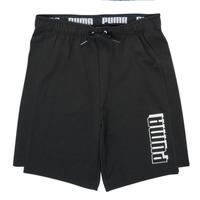 material Boy Shorts / Bermudas Puma ALPHA SHORT Black