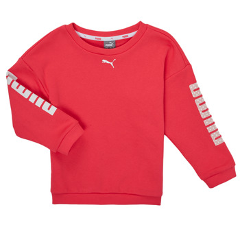 material Girl sweaters Puma ALPHA CREW SWEAT Pink