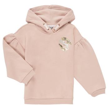 material Girl sweaters Puma ALPHA HOODIE Pink