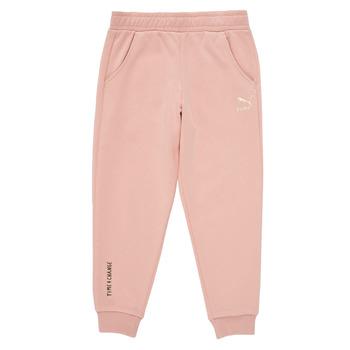 material Girl Tracksuit bottoms Puma T4C SWEATPANT Pink