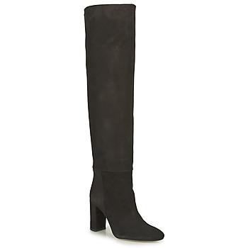 Shoes Women Boots Jonak CANVA Black