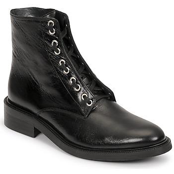 Shoes Women Mid boots Jonak DOLCE Black