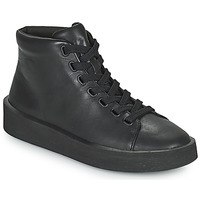 Shoes Women High top trainers Camper COURB Black