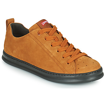 Shoes Men Low top trainers Camper RUNNER FOUR Brown
