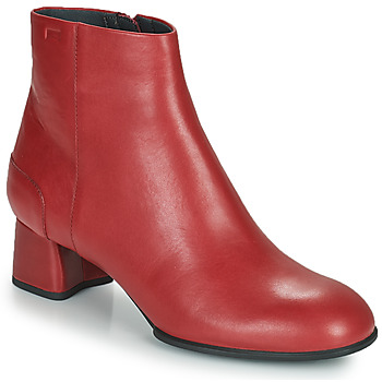 Shoes Women Ankle boots Camper KATIE Red