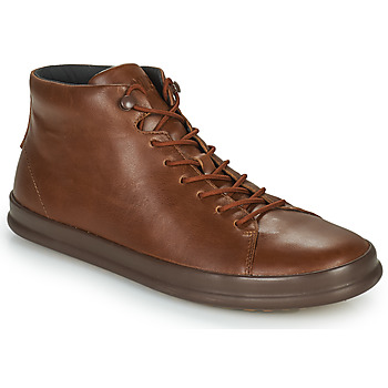 Shoes Men High top trainers Camper CHASIS Brown / Black