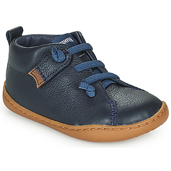 Shoes Children Derby shoes Camper PEU CAMI Blue
