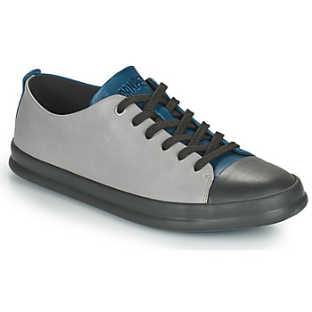 Shoes Men Low top trainers Camper TWINS CHASSIS Grey / Black