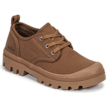 Shoes Women Low top trainers Aigle TERRE Brown