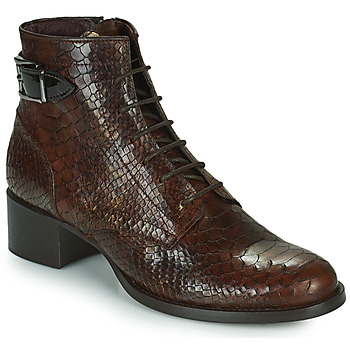 Shoes Women Ankle boots Muratti ABYGAEL Brown