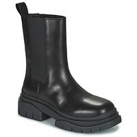 Shoes Women Mid boots Ash STORM Black