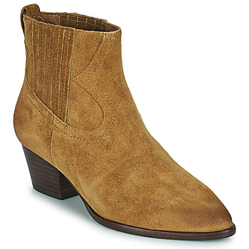 Shoes Women Ankle boots Ash HARPER Brown