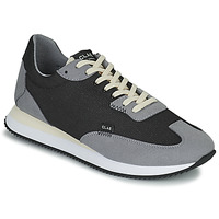 Shoes Men Low top trainers Clae RUNYON Black / Grey