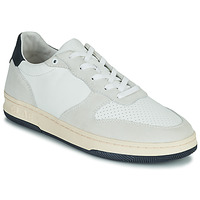 Shoes Men Low top trainers Clae MALONE White / Blue