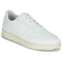 Shoes Low top trainers Clae MALONE White