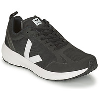 Shoes Low top trainers Veja CONDOR 2 Black / White