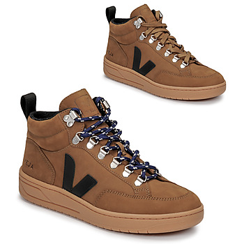 Shoes High top trainers Veja RORAIMA Camel / Black