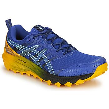 Shoes Men Running shoes Asics GEL-Trabuco 9 Blue / Yellow
