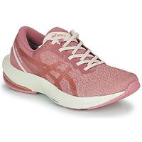 Shoes Women Running shoes Asics GEL-PULSE 13 Pink / Gold