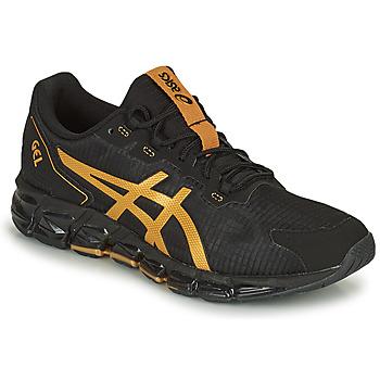 Shoes Men Low top trainers Asics GEL-QUANTUM 360 6 Black / Gold