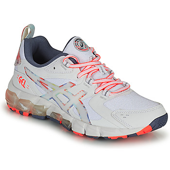 Shoes Women Low top trainers Asics GEL-QUANTUM 180 CELEBRATION OF SPORTS White / Pink