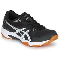 Shoes Men Indoor sports trainers Asics GEL-ROCKET 10 Black / White