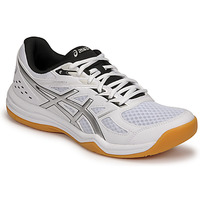 Shoes Men Indoor sports trainers Asics UPCOURT 4 White / Silver