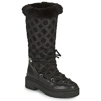 Shoes Women Snow boots Guess LARYA Black