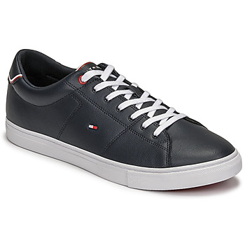 Shoes Men Low top trainers Tommy Hilfiger ESSENTIAL LEATHER SNEAKER Marine