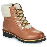 Shoes Women Mid boots Ravel PINAR Camel