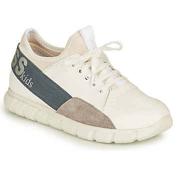 Shoes Boy Low top trainers Guess BRODY White