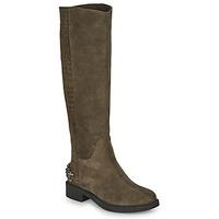 Shoes Women Boots Elue par nous KOFESS Kaki