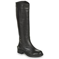 Shoes Women Boots Elue par nous KOFILOU Black