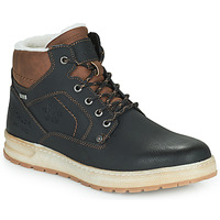 Shoes Men High top trainers Tom Tailor 2181602 Black