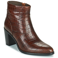 Shoes Women Boots Adige IZEL V3 CAIMAN COGNAC Brown